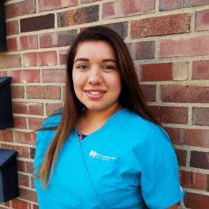 Second Assistant Tamara